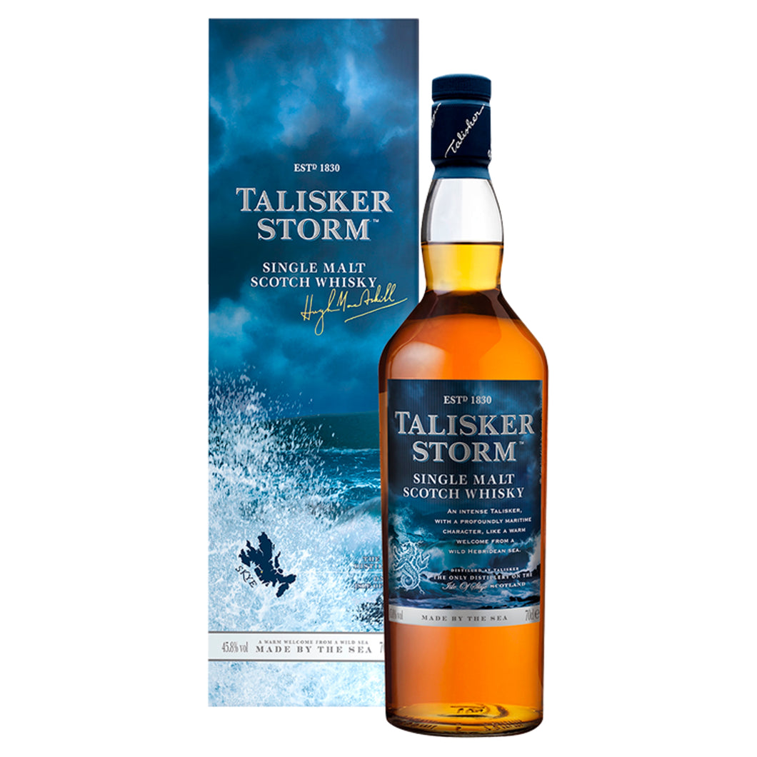 Talisker Storm Single Malt Scotch Whisky, 70cl