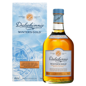 Dalwhinnie Winter's Gold Single Malt Scotch Whisky, 70cl