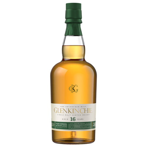 Glenkinchie 16 Year Old, The Four Corners of Scotland Collection