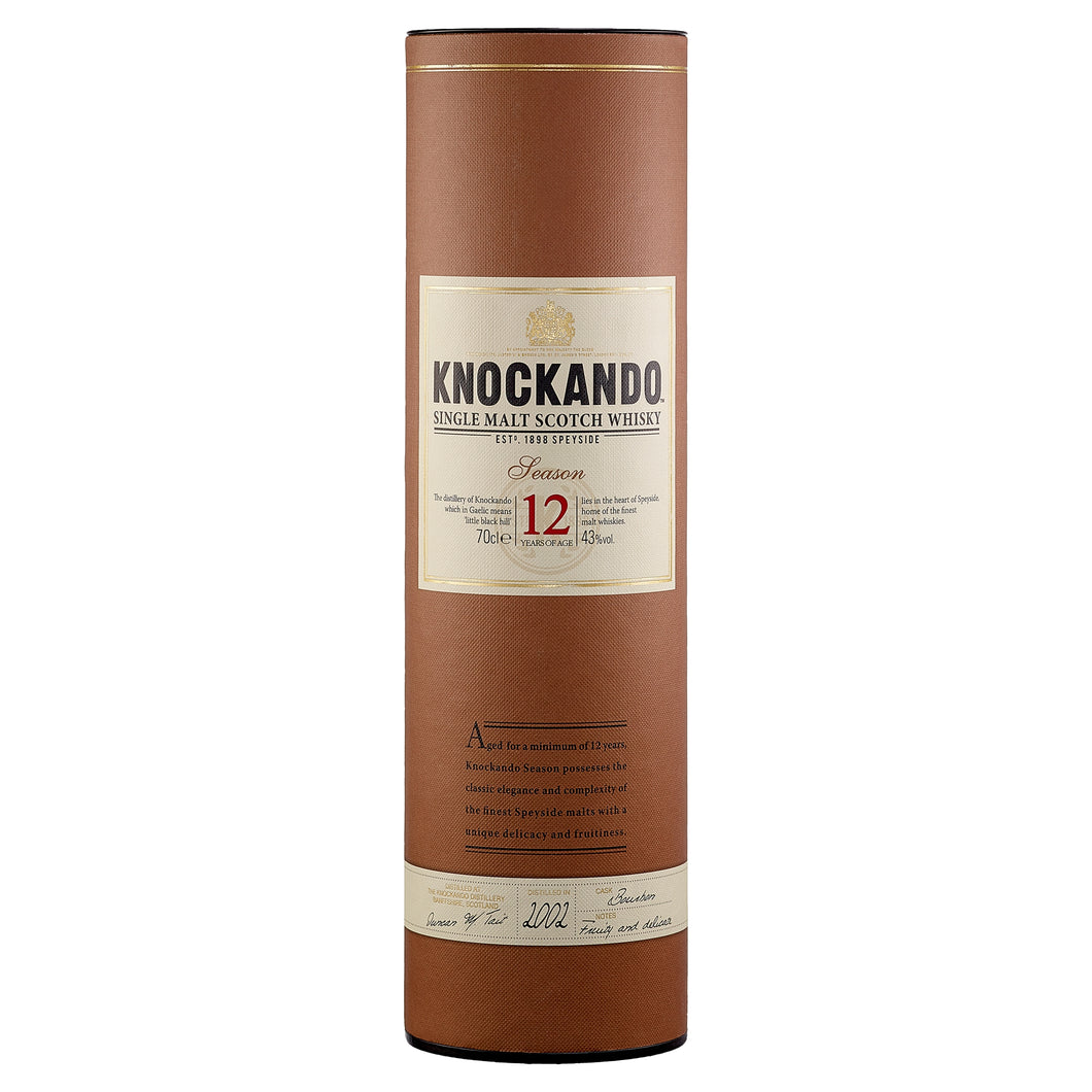 Knockando 12 Year Old