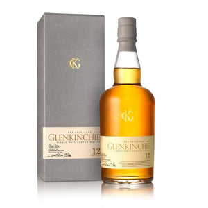 Glenkinchie 12 Year Old Single Malt Scotch Whisky, 70cl