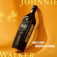 Load image into Gallery viewer, Johnnie Walker Black Label Limited Edition (Plus Free Highball Glass)