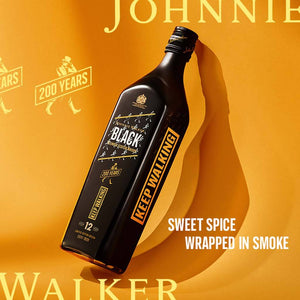 Johnnie Walker Black Label Limited Edition (Plus Free Highball Glass)
