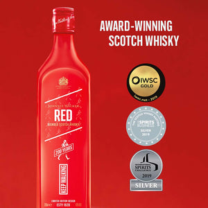 Johnnie Walker Red Label Limited Edition