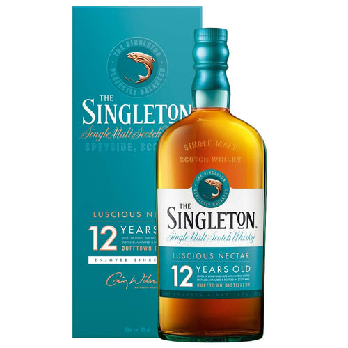 The Singleton Of Dufftown 12 Year Old Single Malt Scotch Whisky, 70cl