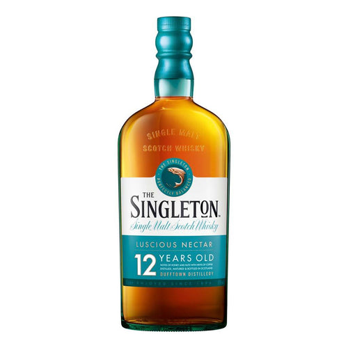 The Singleton Of Dufftown 12 Years Old