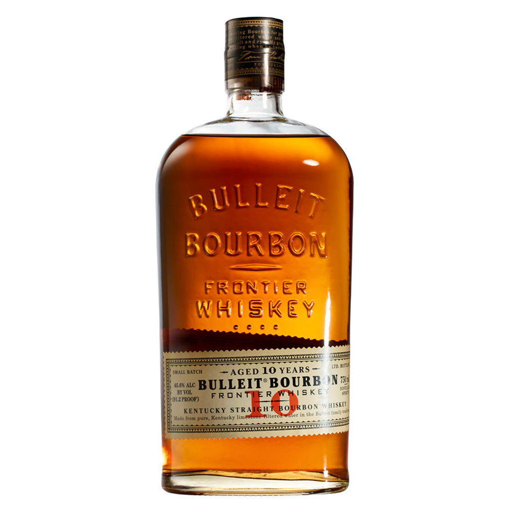 Bulleit Bourbon 10 Year Old Whiskey