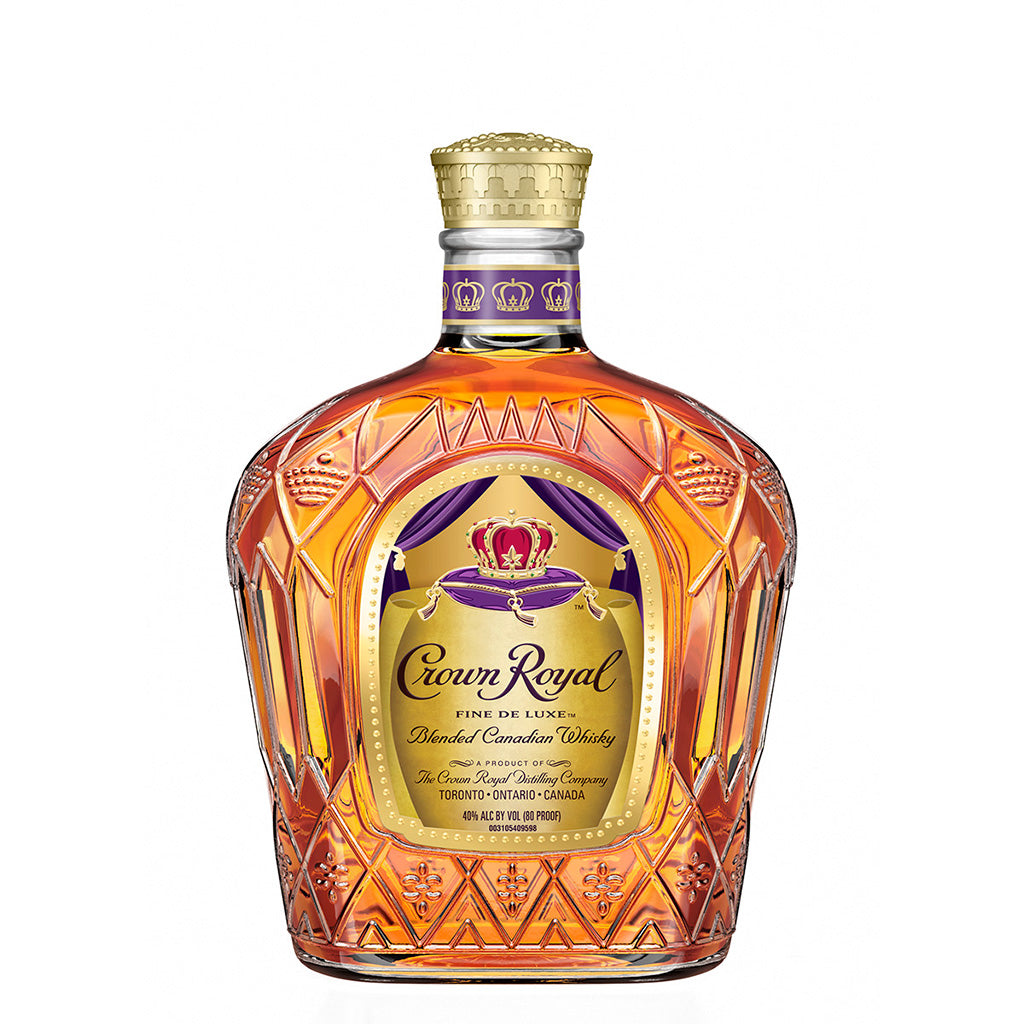 Crown Royal Blended Canadian Whiskey