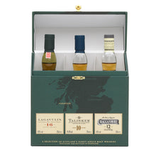 Load image into Gallery viewer, The Whisky Classic Malts™ Strong Collection Gift Pack 3x20cl