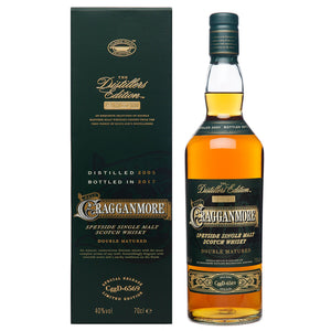 Cragganmore The Distillers Edition 2017 Single Malt Scotch Whisky, 70cl