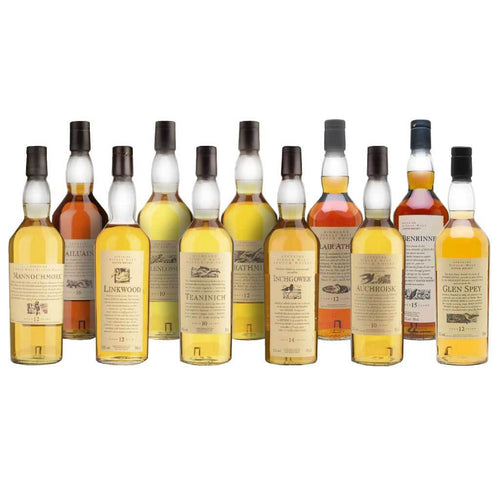 Flora and Fauna 11 Bottle Whisky Collection