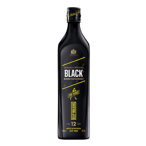 Johnnie Walker Black Label Limited Edition