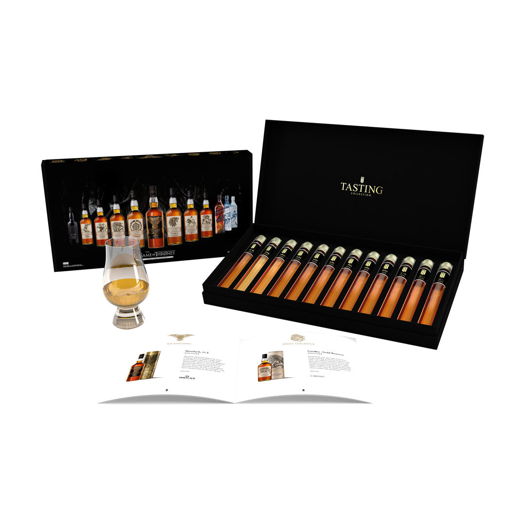 Game of Thrones Whisky Gift Set 12x25ml