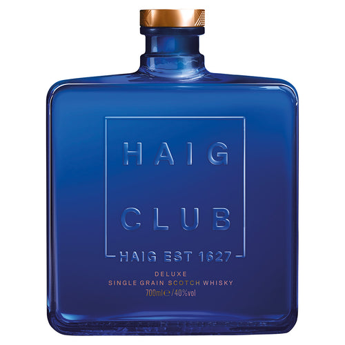 Haig Club Deluxe Single Grain Scotch Whisky