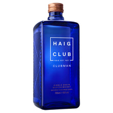 Load image into Gallery viewer, Haig Club Clubman Single Grain Scotch Whisky, 70cl