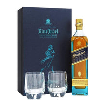 Load image into Gallery viewer, Johnnie Walker Blue Label - 2 Crystal Glass Pack