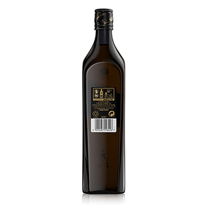 Johnnie Walker Double Black Blended Scotch Whisky, 70cl