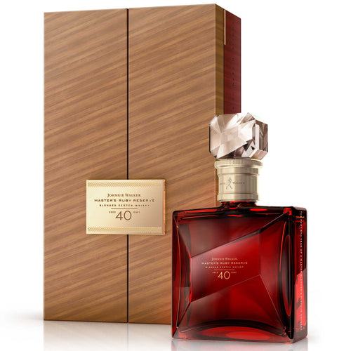 Johnnie Walker Master's Ruby Reserve 40 Year Old