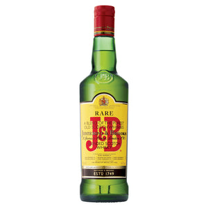 J&B Rare Blended Scotch Whisky, 70cl