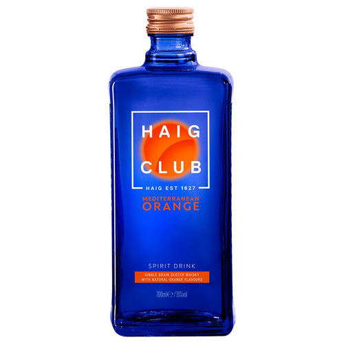 Haig Club Clubman Mediterranean Orange 70cl