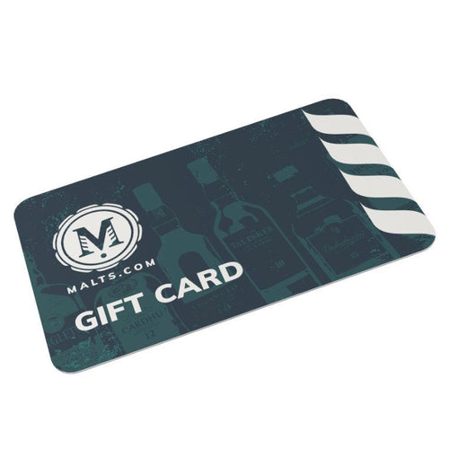 Whisky e-Gift Card