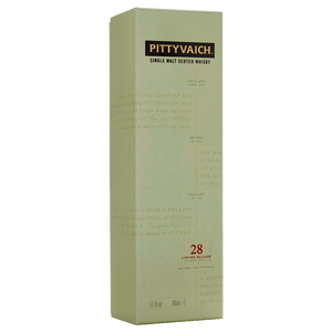 Pittyvaich 28 Year Old Single Malt Scotch Whisky, 70cl
