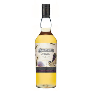 Cragganmore 20 Year Old Special Release 2020