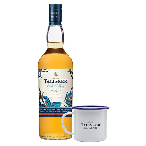 Talisker 8 Year Old Special Release 2020 (Gift Mug Included)