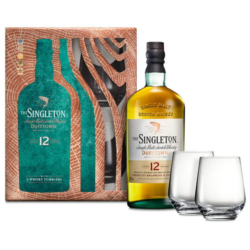 The Singleton Of Dufftown 12 Year Old - 2 Glass Pack