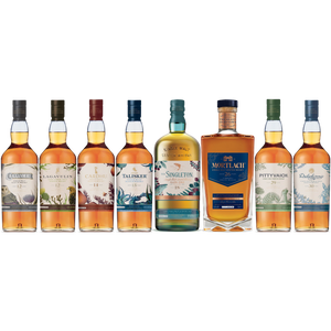 2019 Special Releases 8 Bottle Whisky Collection (560cl)