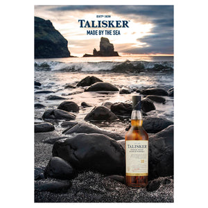 Talisker 18 Year Old Single Malt Scotch Whisky, 70cl (Gift Mug Included)