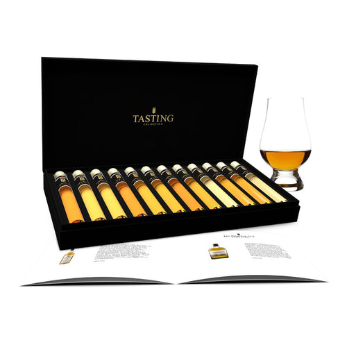 Single Malt Whisky Gift Set 12x25ml