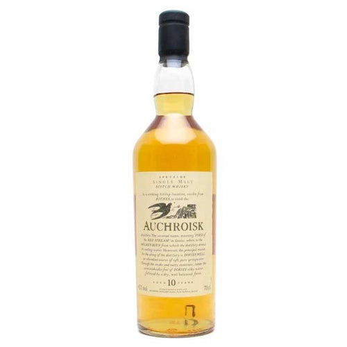 Auchroisk 10 Year Old Flora & Fauna Single Malt Whisky, 70cl