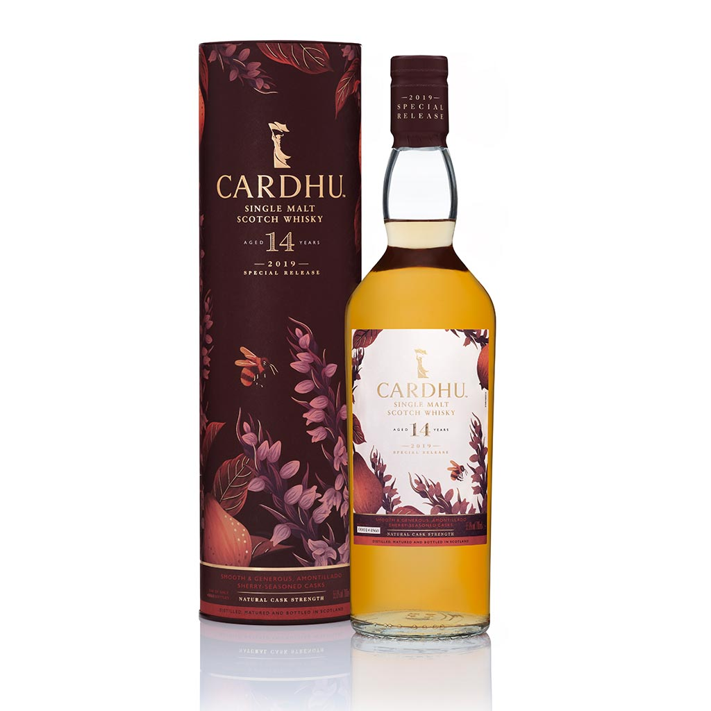 Cardhu 14 Year Old Special Release 2019