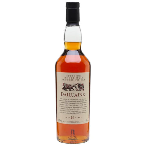 Dailuaine 16 Year Old Flora & Fauna Single Malt Whisky, 70cl