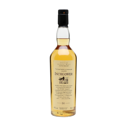 Inchgower 14 Year Old Flora & Fauna Single Malt Whisky, 70cl