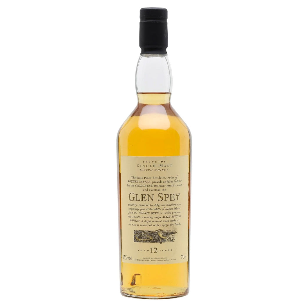 Glen Spey 12 Year Old, Flora & Fauna