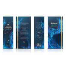 Load image into Gallery viewer, Johnnie Walker Blue Label Ghost and Rare Glenury Royal Edition