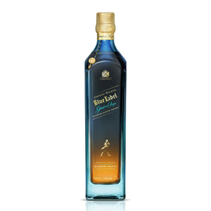 Johnnie Walker Blue Label Ghost and Rare Glenury Royal Edition
