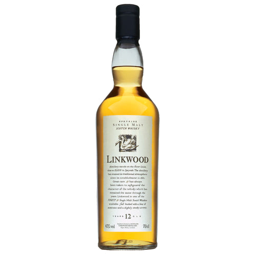 Linkwood 12 Year Old Flora & Fauna Single Malt Whisky, 70cl