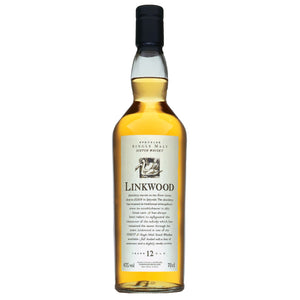 Linkwood 12 Year Old, Flora & Fauna (Gift Box Included)