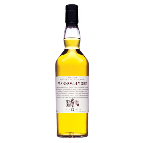 Mannochmore 12 Year Old Flora & Fauna Single Malt Whisky, 70cl