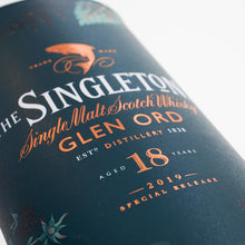 Load image into Gallery viewer, The Singleton Of Glen Ord 18 Year Old Special Release 2019