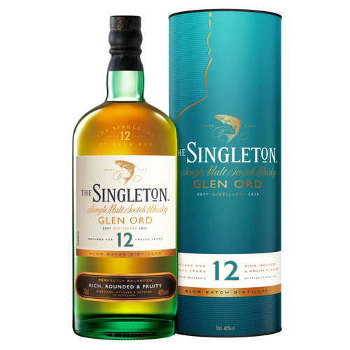 The Singleton Of Glen Ord 12 Year Old