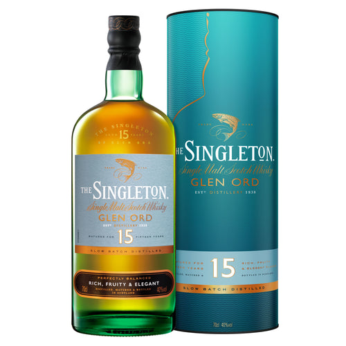 The Singleton Of Glen Ord 15 Year Old