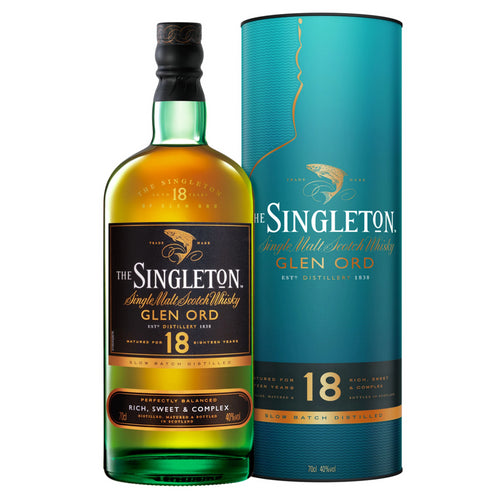 The Singleton Of Glen Ord 18 Year Old