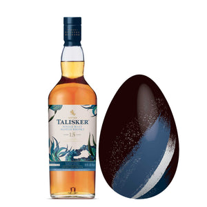 Talisker 15 Year Old Special Release 2019 & Chocolate Easter Egg