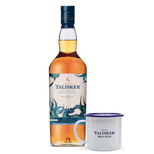 Talisker 15 Year Old Special Release 2019 (Gift Mug Included)