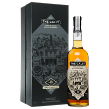 Load image into Gallery viewer, Caledonian 'The Cally' 40 Year Old Single Grain Scotch Whisky, 70cl
