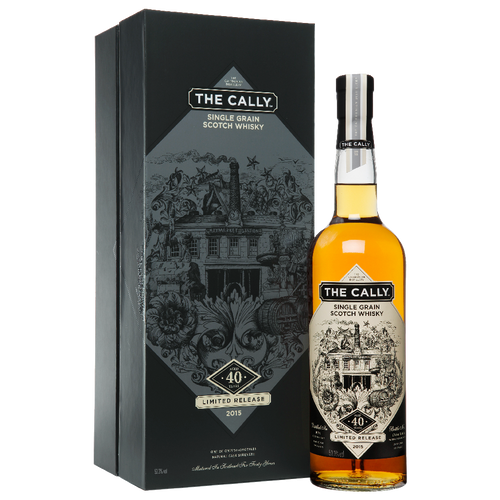Caledonian 'The Cally' 40 Year Old